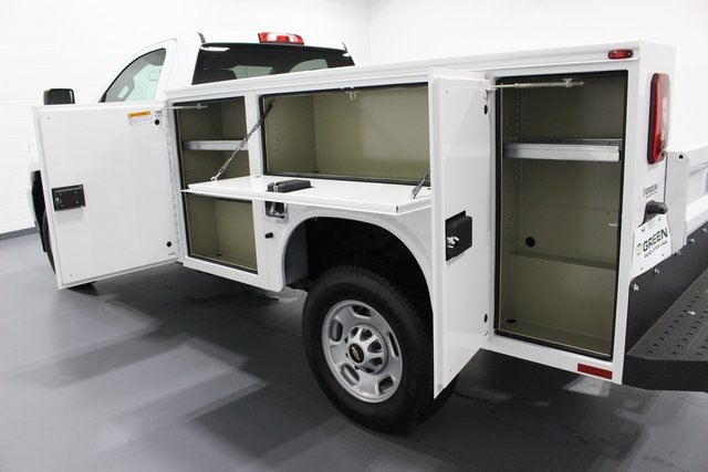 2018 Silverado 2500 Regular Cab 4x2,  Knapheide Service Body #E21169 - photo 35