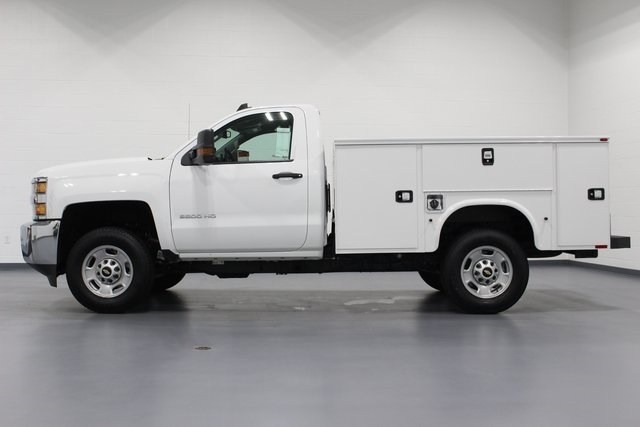 2018 Silverado 2500 Regular Cab 4x2,  Knapheide Service Body #E21169 - photo 5