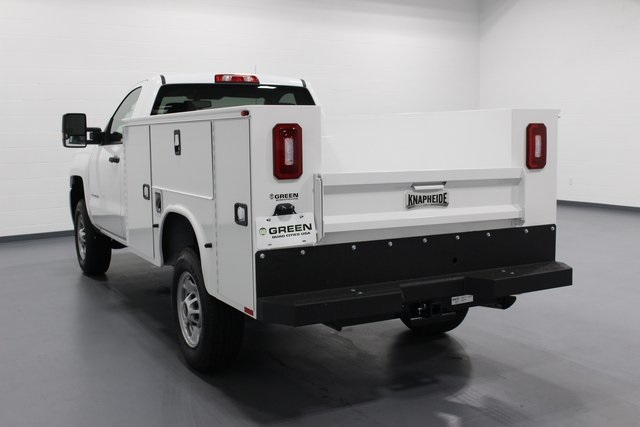 2018 Silverado 2500 Regular Cab 4x2,  Knapheide Service Body #E21169 - photo 6