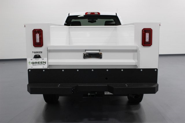 2018 Silverado 2500 Regular Cab 4x2,  Knapheide Service Body #E21169 - photo 7