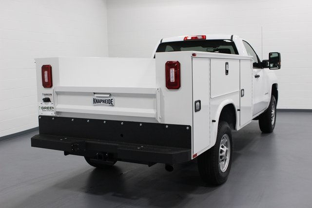 2018 Silverado 2500 Regular Cab 4x2,  Knapheide Service Body #E21169 - photo 2