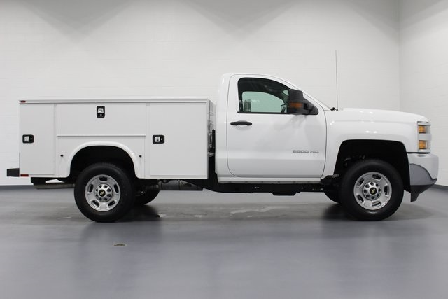 2018 Silverado 2500 Regular Cab 4x2,  Knapheide Service Body #E21169 - photo 8