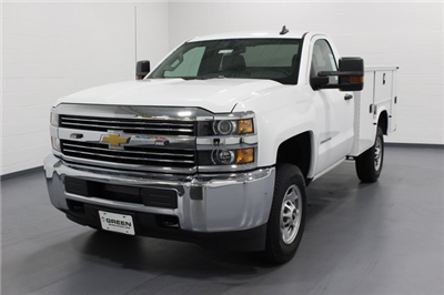 2018 Silverado 2500 Regular Cab 4x2,  Knapheide Standard Service Body #E21169 - photo 4