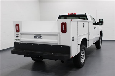 2018 Silverado 2500 Regular Cab 4x2,  Knapheide Standard Service Body #E21169 - photo 2
