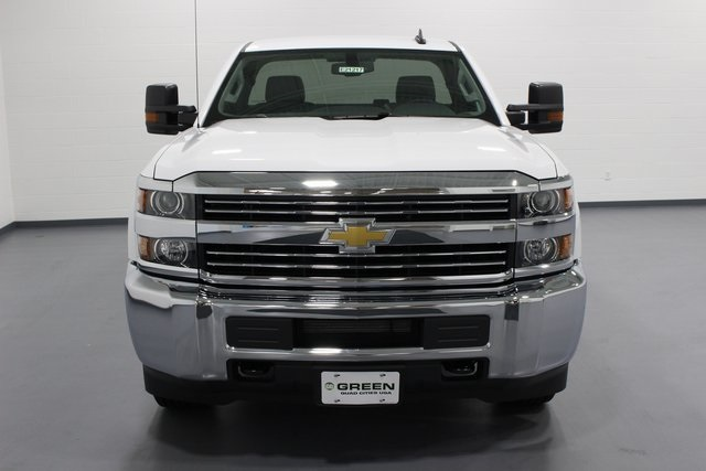 2018 Silverado 2500 Regular Cab 4x4,  Pickup #E21217 - photo 3