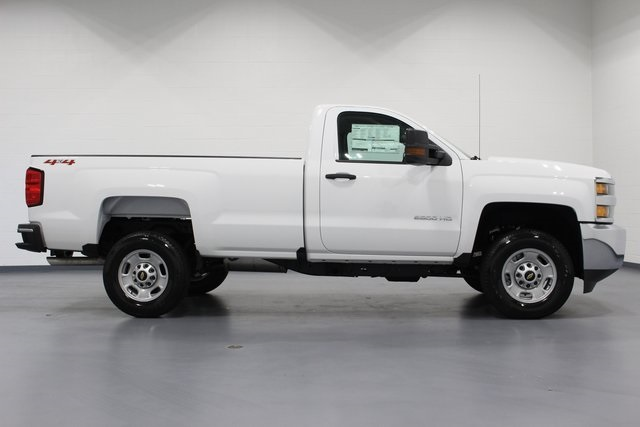 2018 Silverado 2500 Regular Cab 4x4,  Pickup #E21217 - photo 8