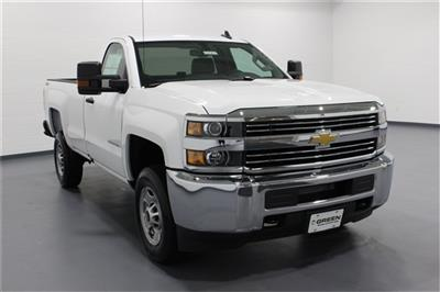 2018 Silverado 2500 Regular Cab 4x4,  Pickup #E21217 - photo 1