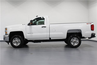 2018 Silverado 2500 Regular Cab 4x4,  Pickup #E21217 - photo 5