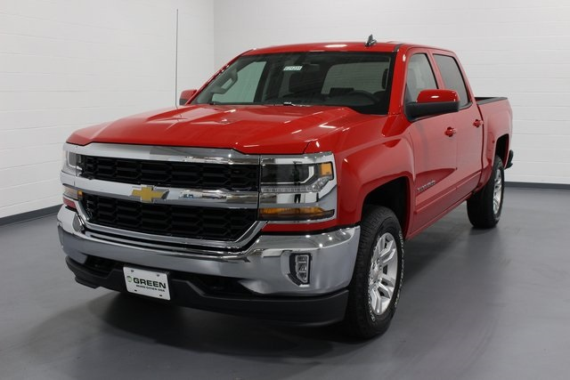 2018 Silverado 1500 Crew Cab 4x4,  Pickup #E21231 - photo 4