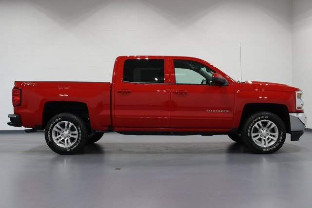 2018 Silverado 1500 Crew Cab 4x4,  Pickup #E21231 - photo 8
