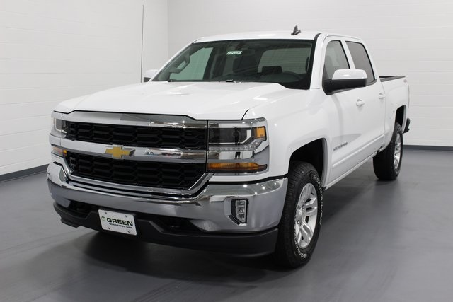 2018 Silverado 1500 Crew Cab 4x4,  Pickup #E21237 - photo 4