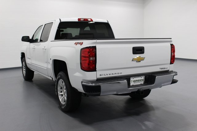 2018 Silverado 1500 Crew Cab 4x4,  Pickup #E21237 - photo 6