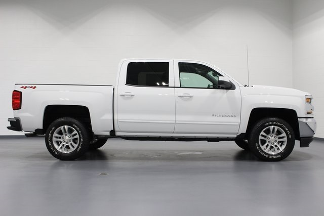 2018 Silverado 1500 Crew Cab 4x4,  Pickup #E21237 - photo 8