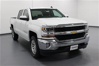 2018 Silverado 1500 Crew Cab 4x4,  Pickup #E21237 - photo 1