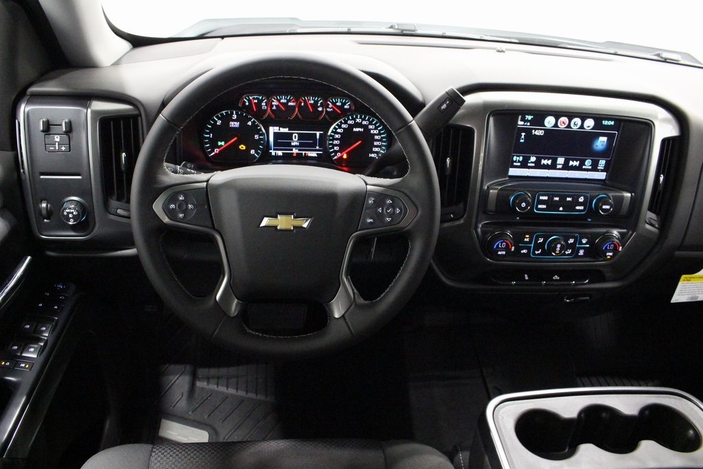 2019 Silverado 1500 Double Cab 4x2,  Pickup #E21255 - photo 20