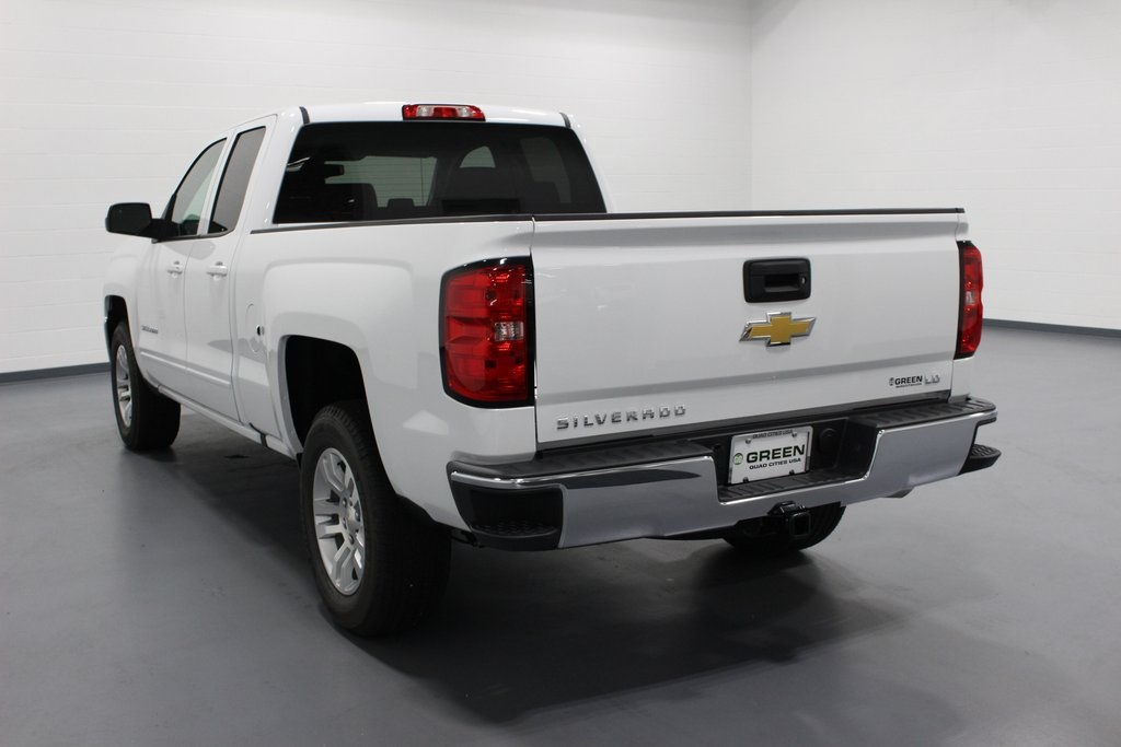 2019 Silverado 1500 Double Cab 4x2,  Pickup #E21255 - photo 2