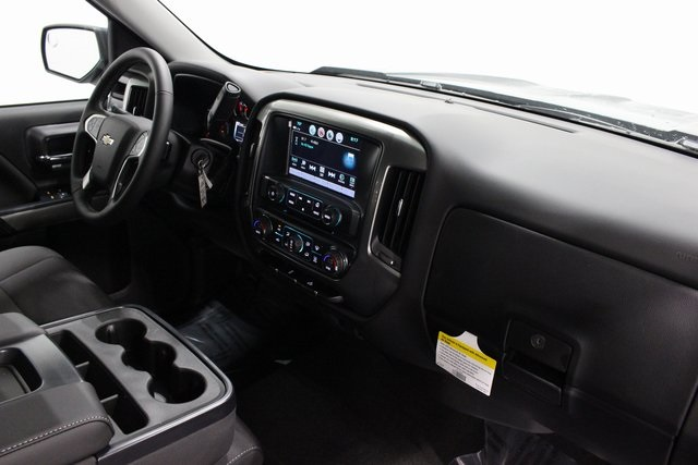 2018 Silverado 1500 Crew Cab 4x4,  Pickup #E21280 - photo 20