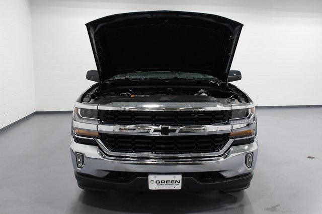 2018 Silverado 1500 Crew Cab 4x4,  Pickup #E21280 - photo 46