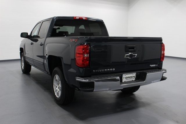 2018 Silverado 1500 Crew Cab 4x4,  Pickup #E21280 - photo 6