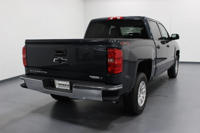 2018 Silverado 1500 Crew Cab 4x4,  Pickup #E21280 - photo 2
