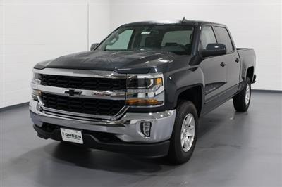 2018 Silverado 1500 Crew Cab 4x4,  Pickup #E21280 - photo 4