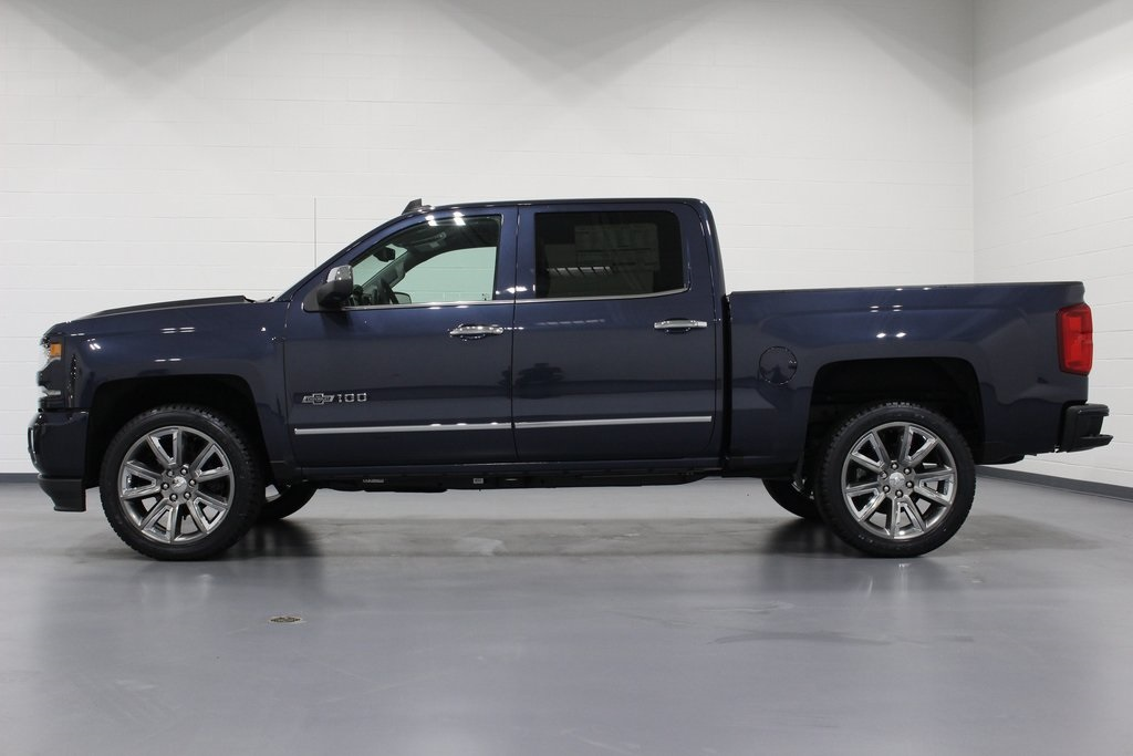 2018 Silverado 1500 Crew Cab 4x4,  Pickup #E21331 - photo 5