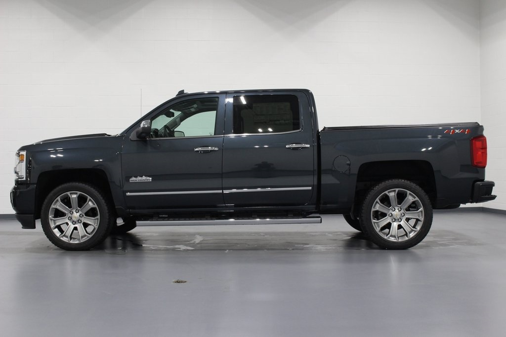 2018 Silverado 1500 Crew Cab 4x4,  Pickup #E21342 - photo 6