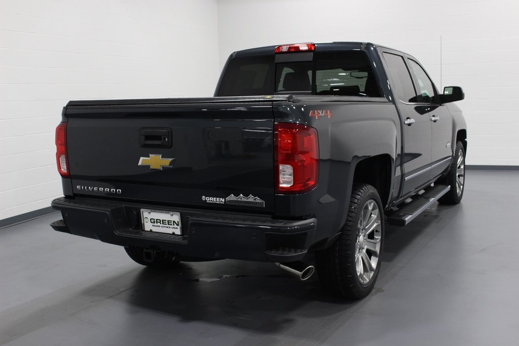 2018 Silverado 1500 Crew Cab 4x4,  Pickup #E21342 - photo 4