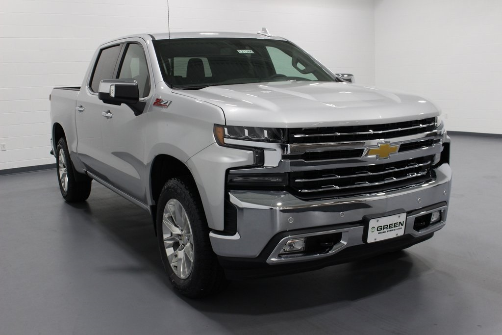 2019 Silverado 1500 Crew Cab 4x4,  Pickup #E21366 - photo 3