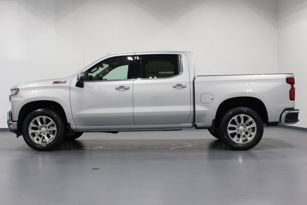 2019 Silverado 1500 Crew Cab 4x4,  Pickup #E21366 - photo 5