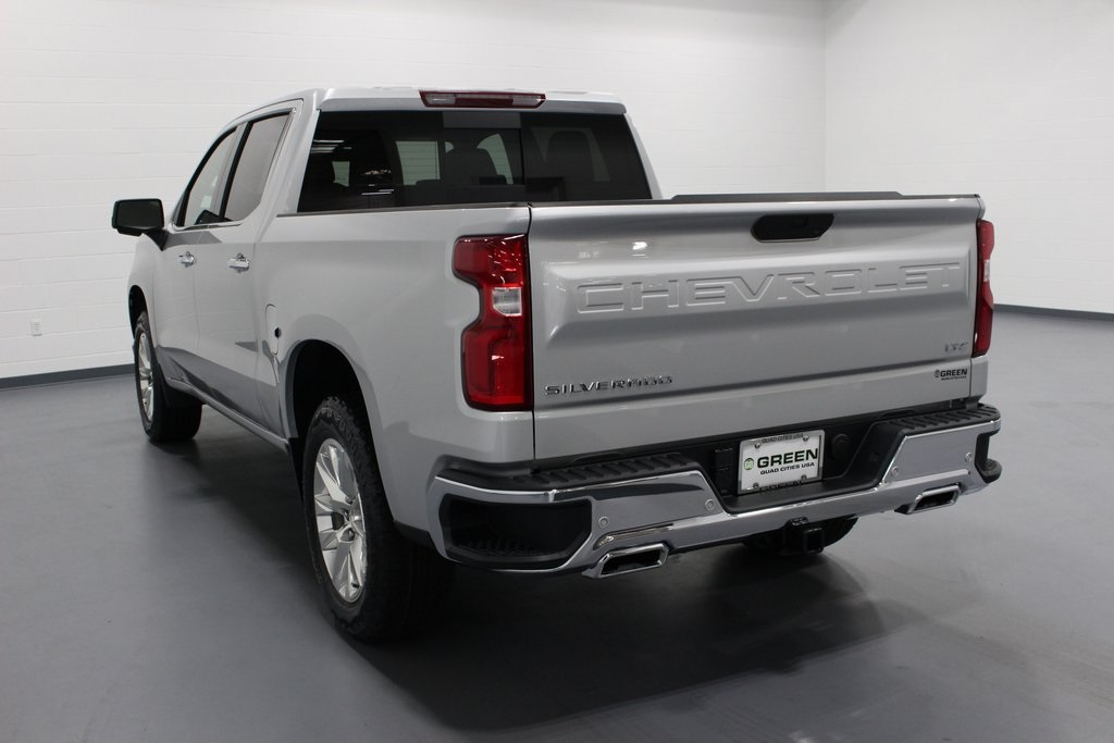 2019 Silverado 1500 Crew Cab 4x4,  Pickup #E21366 - photo 2