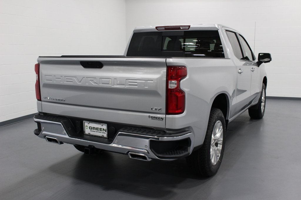 2019 Silverado 1500 Crew Cab 4x4,  Pickup #E21366 - photo 7