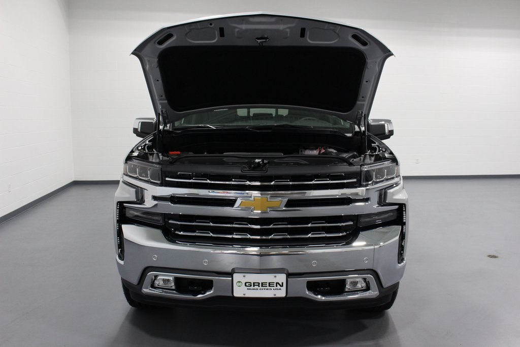 2019 Silverado 1500 Crew Cab 4x4,  Pickup #E21366 - photo 73