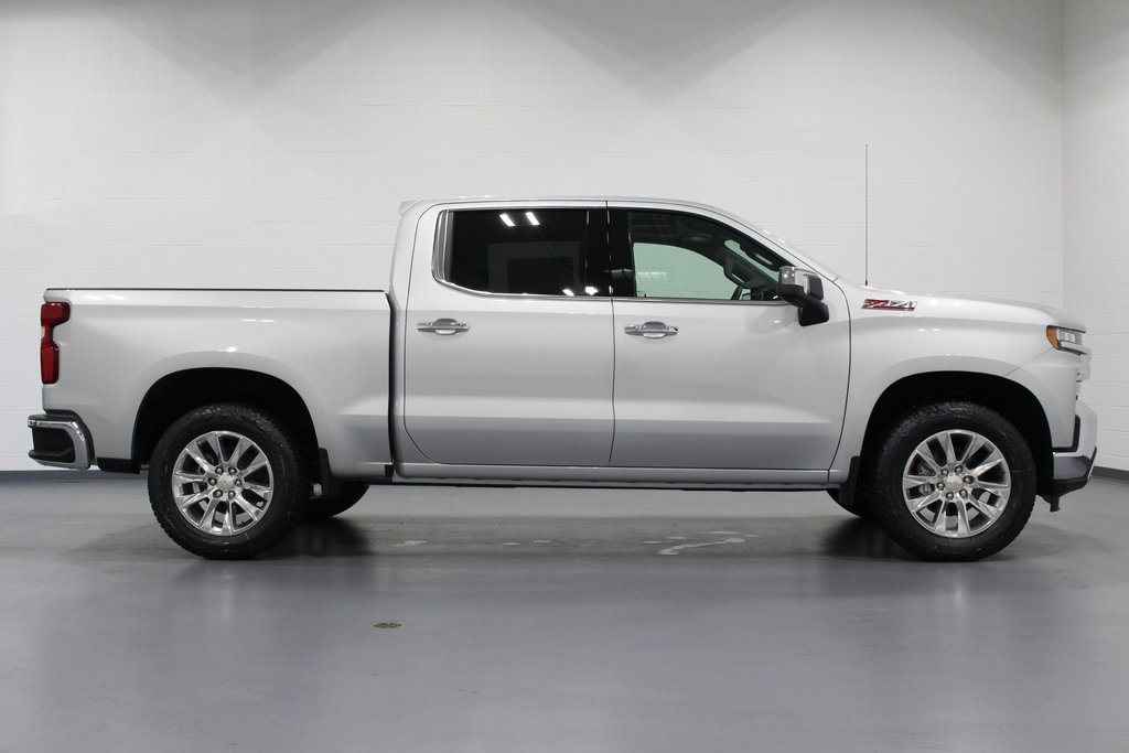 2019 Silverado 1500 Crew Cab 4x4,  Pickup #E21366 - photo 8