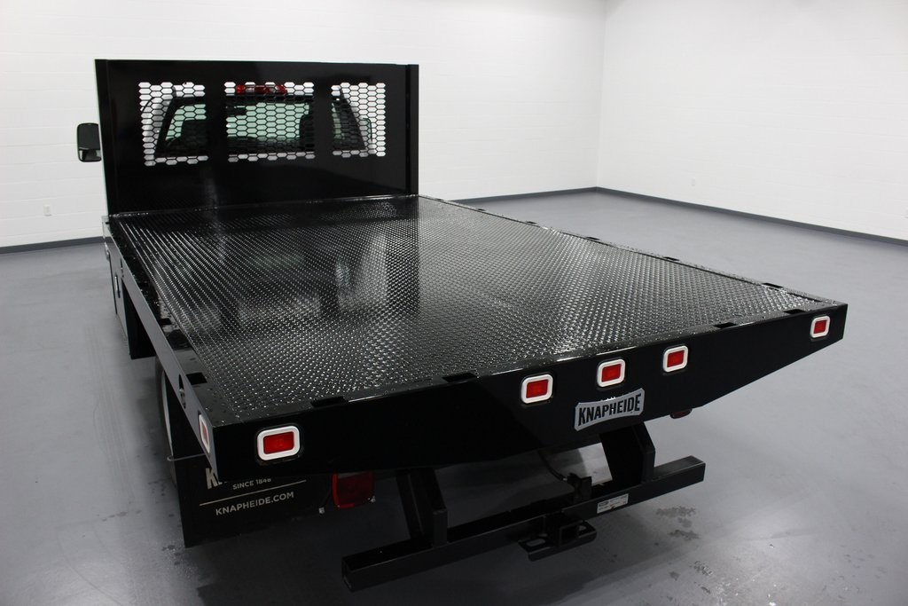 2018 Silverado 3500 Regular Cab DRW 4x2,  Knapheide Platform Body #E21393 - photo 31