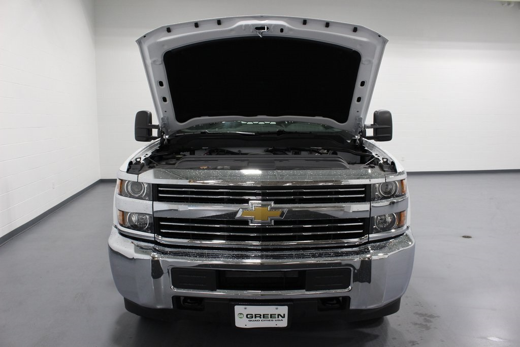 2018 Silverado 3500 Regular Cab DRW 4x2,  Knapheide Platform Body #E21393 - photo 36