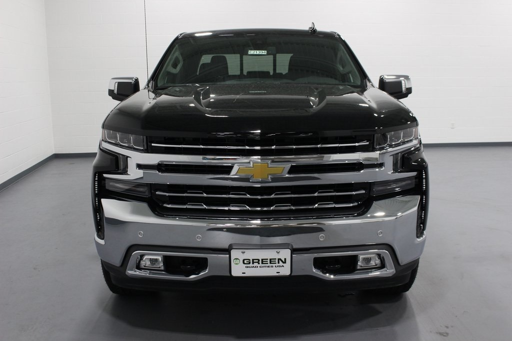 2019 Silverado 1500 Crew Cab 4x4,  Pickup #E21394 - photo 5
