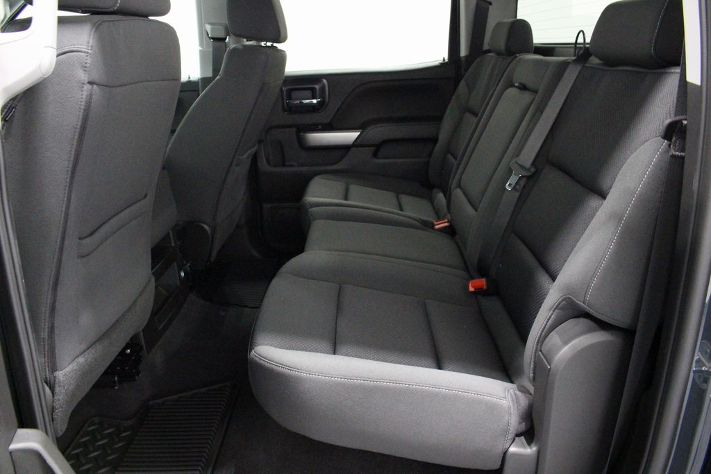 2018 Silverado 1500 Crew Cab 4x4,  Pickup #E21419 - photo 11