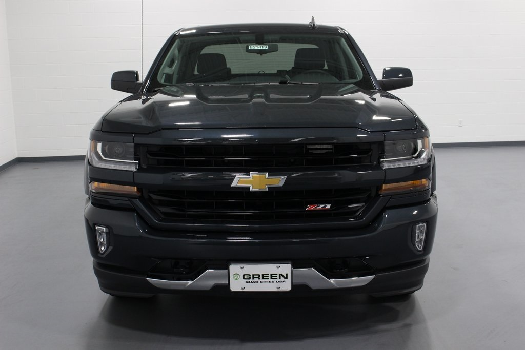 2018 Silverado 1500 Crew Cab 4x4,  Pickup #E21419 - photo 4