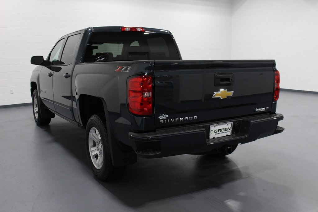 2018 Silverado 1500 Crew Cab 4x4,  Pickup #E21419 - photo 2