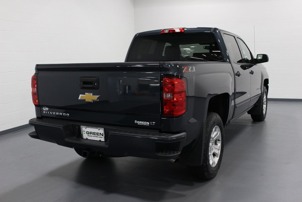2018 Silverado 1500 Crew Cab 4x4,  Pickup #E21419 - photo 7