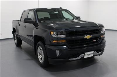2018 Silverado 1500 Crew Cab 4x4,  Pickup #E21419 - photo 3