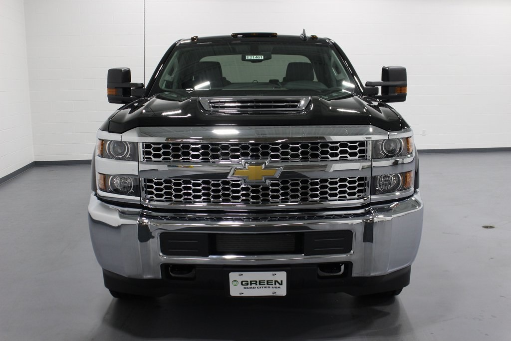 2019 Silverado 2500 Crew Cab 4x4,  Pickup #E21461 - photo 4