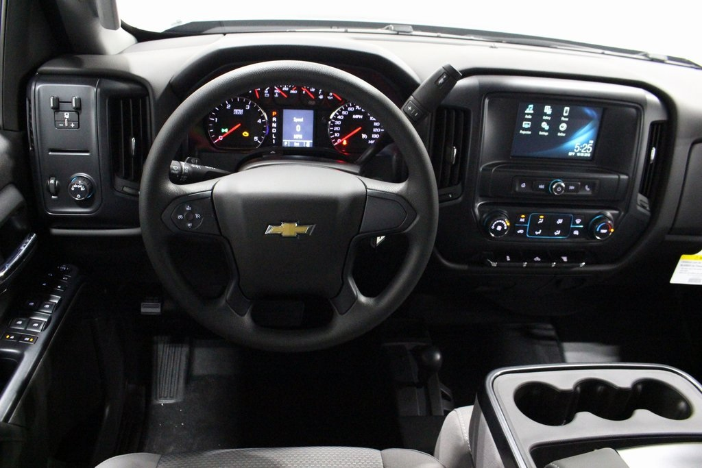 2019 Silverado 2500 Crew Cab 4x4,  Pickup #E21461 - photo 28