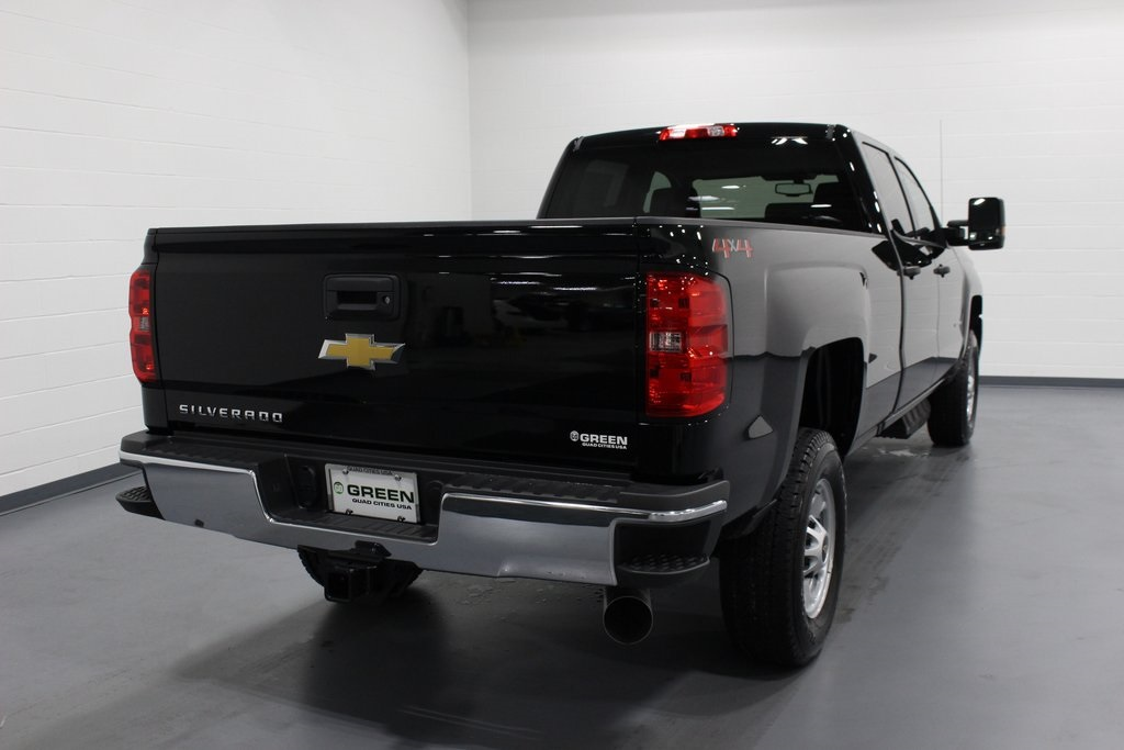 2019 Silverado 2500 Crew Cab 4x4,  Pickup #E21461 - photo 7