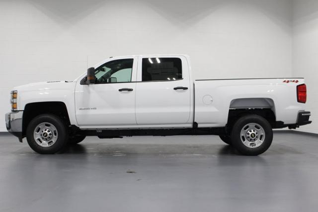 2019 Silverado 2500 Crew Cab 4x4,  Pickup #E21463 - photo 5