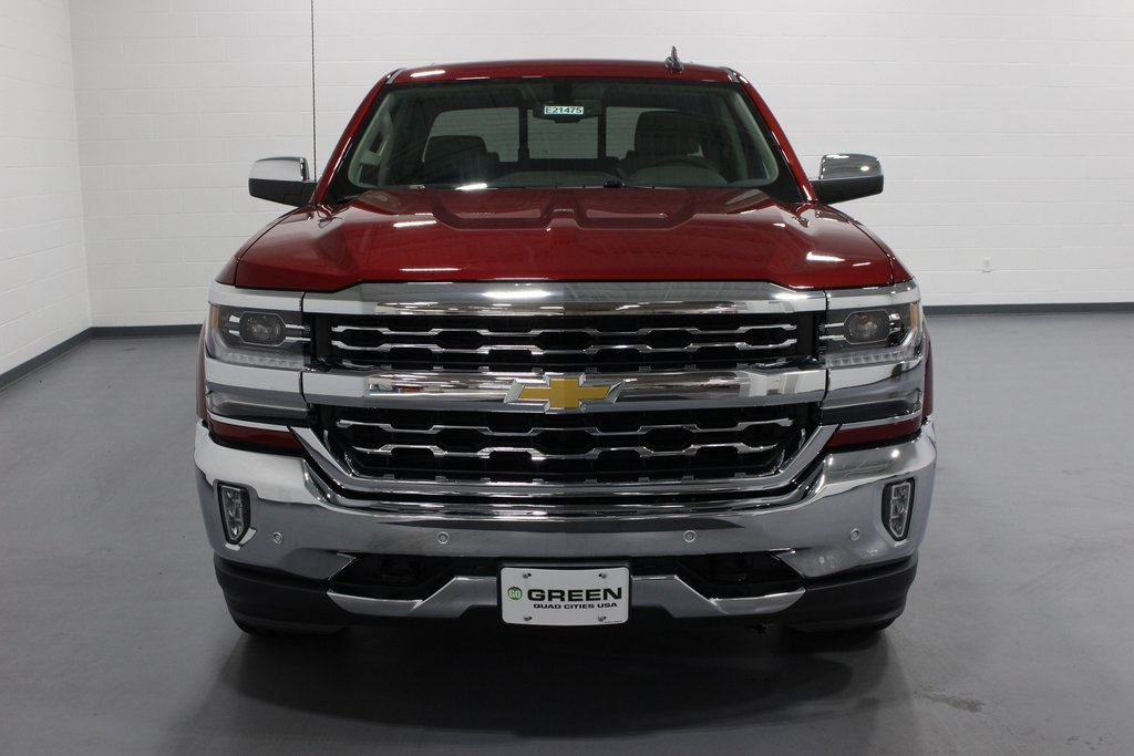 2018 Silverado 1500 Crew Cab 4x4,  Pickup #E21475 - photo 4