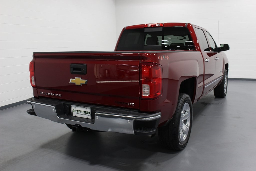 2018 Silverado 1500 Crew Cab 4x4,  Pickup #E21475 - photo 7