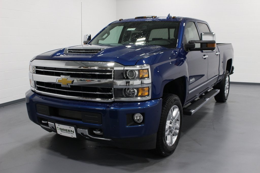 2019 Silverado 2500 Crew Cab 4x4,  Pickup #E21478 - photo 1