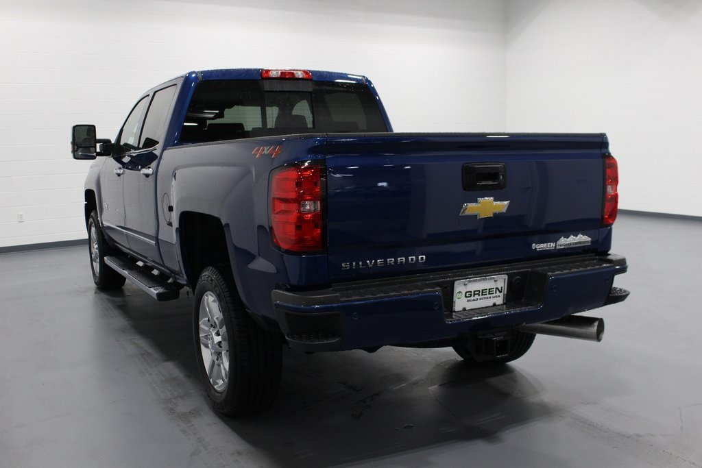 2019 Silverado 2500 Crew Cab 4x4,  Pickup #E21478 - photo 2